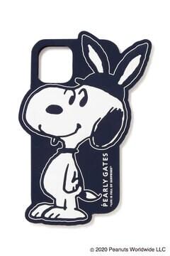 【SNOOPY】耳付きSNOOPY iPhone ケース<iPhone 11Pro対応> (UNISEX)