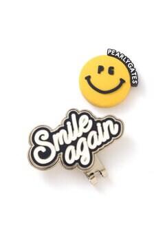 SMILE AGAIN PVC マーカー <PG SMILE AGAIN> (UNISEX)