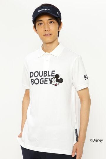 半袖 カノコ ポロシャツ <MICKEY SERIES>