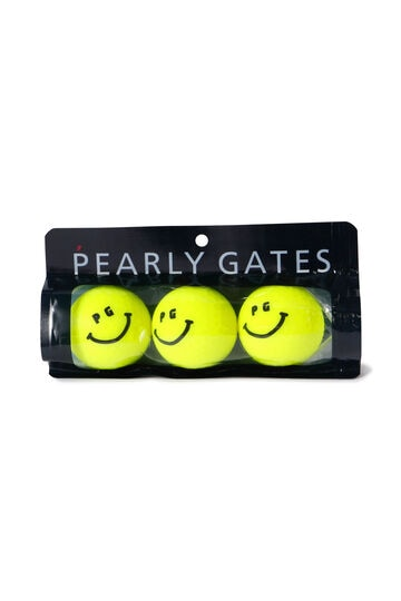 FLASH COLOR PG SMILE ボール <3個セット> (UNISEX)