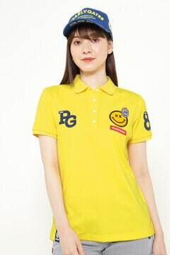 【木戸 愛プロ】ドライマスター カノコ 半袖 ポロシャツ  <KUYHシリーズ>