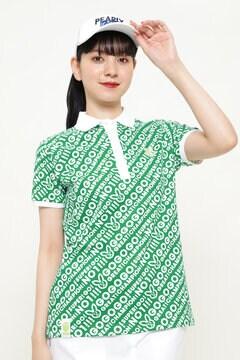 【上田 桃子 プロ】ドライマスター カノコ 半袖 ポロシャツ <KUYHシリーズ>