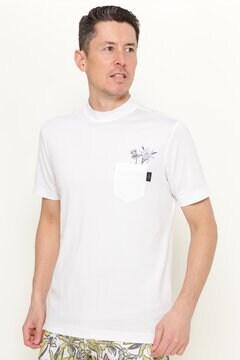 CALLAWAY 半袖モックネックシャツ (MENS)
