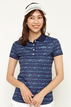 CALLAWAY 半袖ポロシャツ (WOMENS)