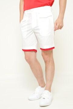 TEXBRID フロントポケット ショートパンツ