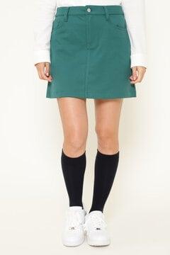サーモライト ストレッチ スカート