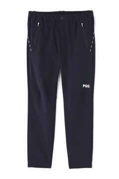 【PGG】4WAY ストレッチ 高密度ポプリン パンツ  (LADIES)