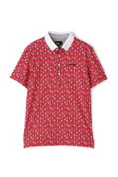 【PING APPAREL】ボタンダウン 半袖 ポロシャツ  (MENS)