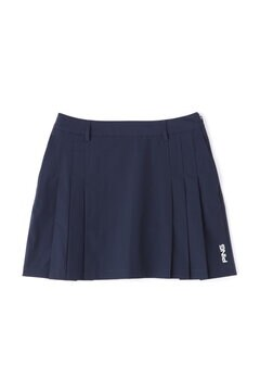 【PING APPAREL】ボックスプリーツ スカート (LADIES)