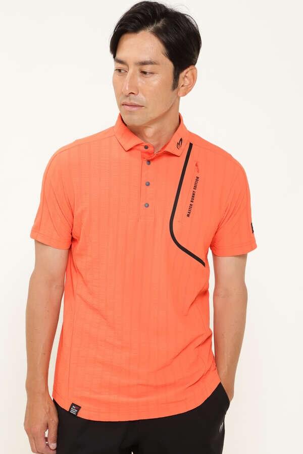 裏使い サッカー 半袖 ポロシャツ