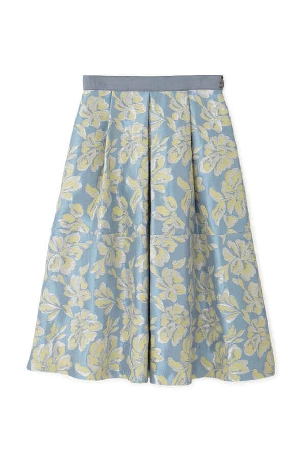 アマレットフラワースカート