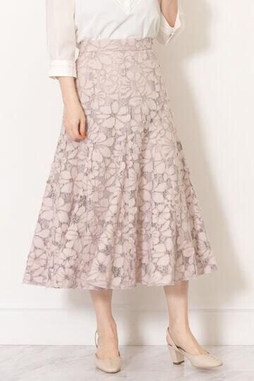 シェリーレーススカート