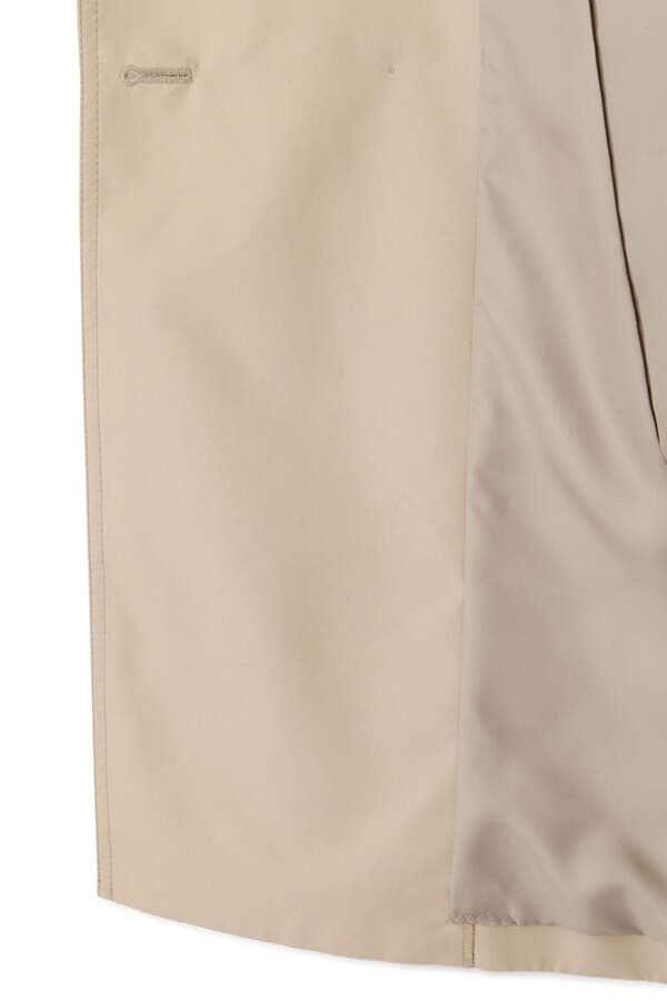 アウラロングトレンチコート
