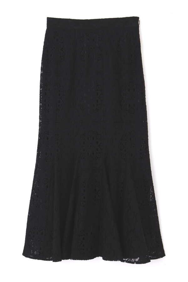 ティアレーススカート
