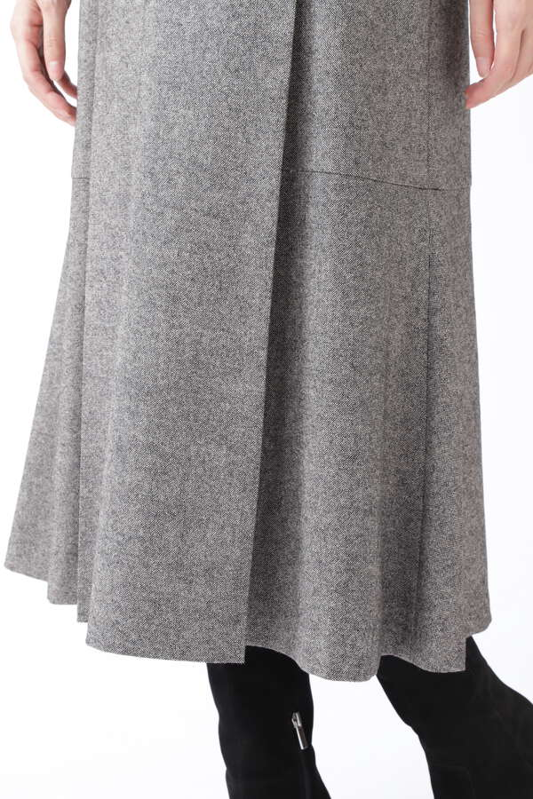 フラニージャンパースカート