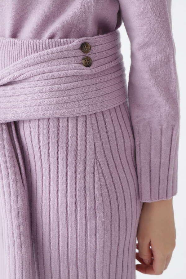 【美人百花掲載】カレンセットアップニットスカート
