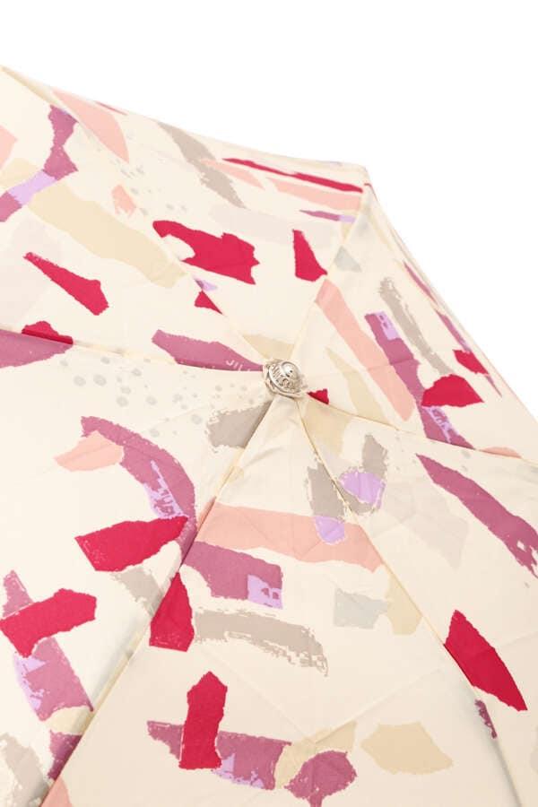 【WEB限定】幾何学プリント折り畳み傘