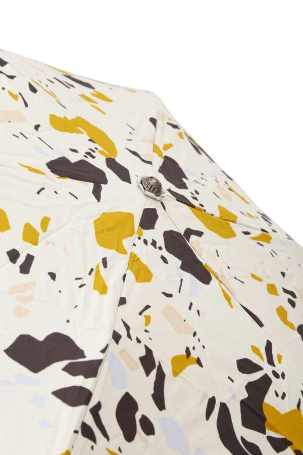 【WEB限定・UV機能付き・晴雨兼用】TERAZZOプリント折り畳み傘