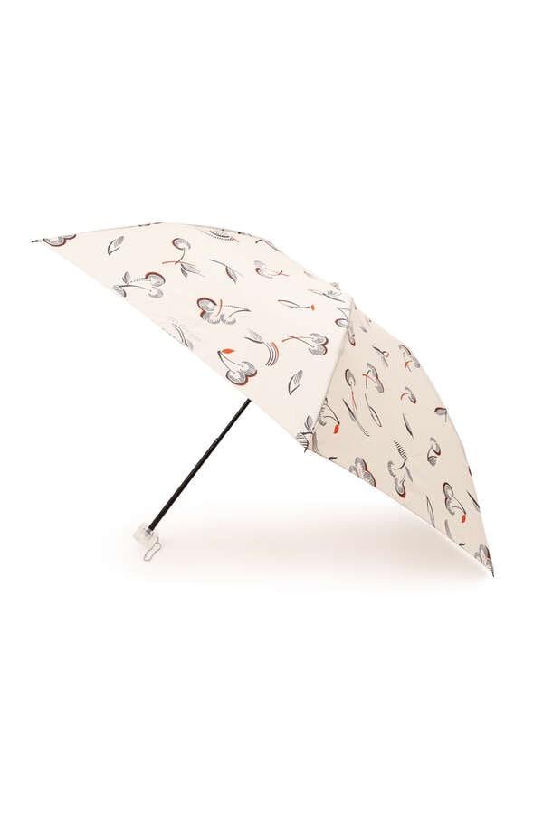 【WEB限定】さくらんぼプリント折り畳み傘