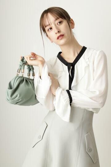 【美人百花4月号掲載】ジュリアブラウス