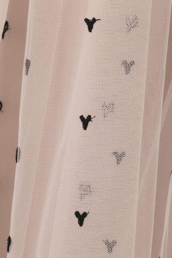 【WEB限定 サイズ:4 展開】ミラチュールスカート