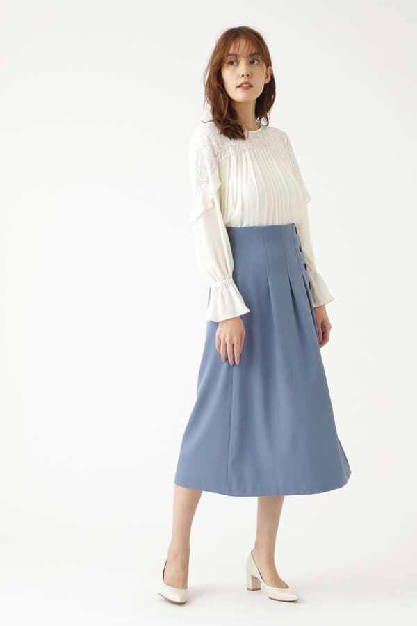 【WEB限定 サイズ:4 展開】シモンスカート