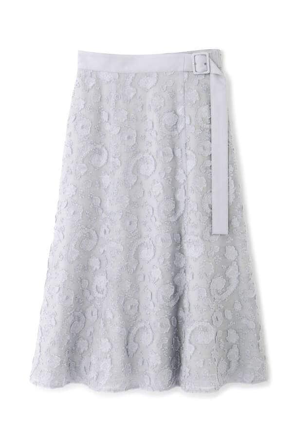 【WEB限定 サイズ:4 展開】アリアジャガードスカート