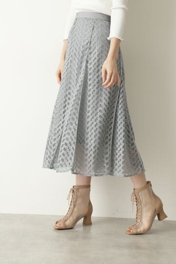 【WEB限定 サイズ:4 展開】ミーシャスカート