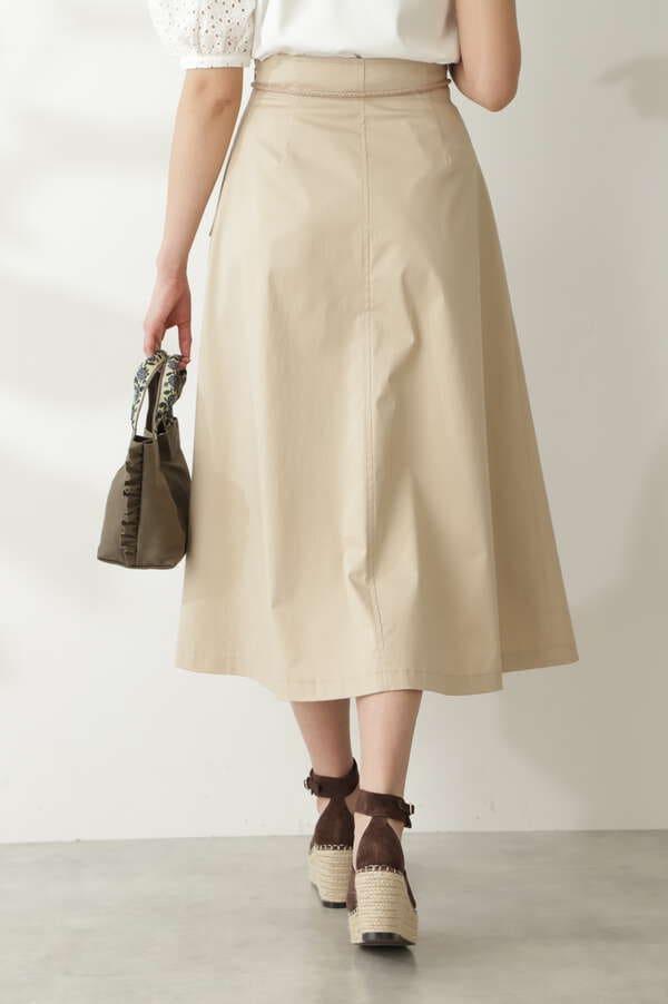 【WEB限定 サイズ:4 展開】ロッシースカート