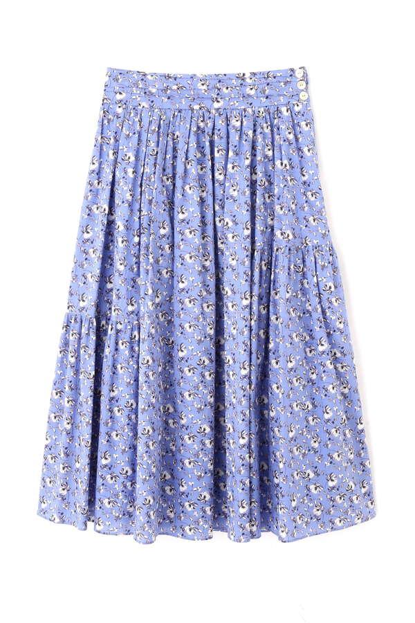エフィフラワースカート
