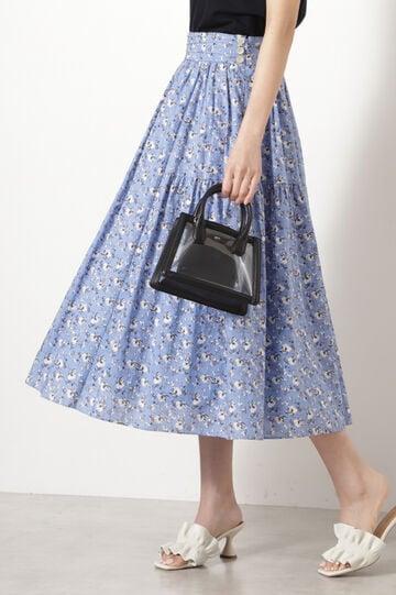 【先行予約 6月上旬-中旬入荷予定】エフィフラワースカート