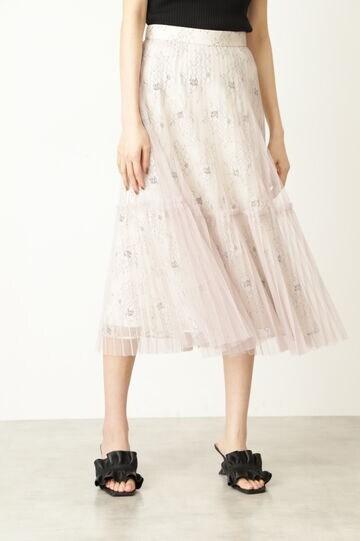 【美人百花×JILLSTUARTコラボ】カノアスカート(ロング丈)
