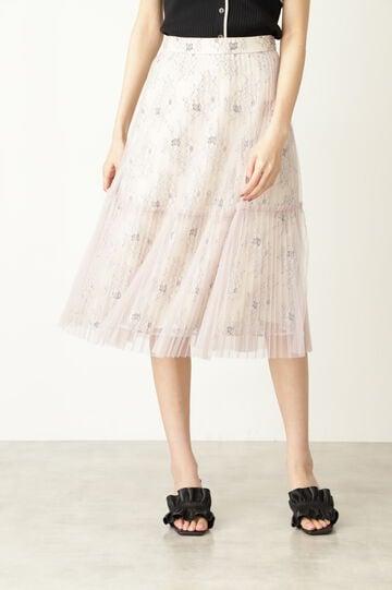 【美人百花×JILLSTUARTコラボ】カノアスカート