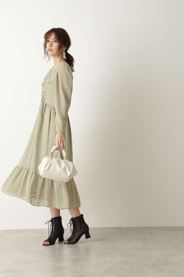 【WEB限定 サイズ:4 展開】ソフィアワンピース
