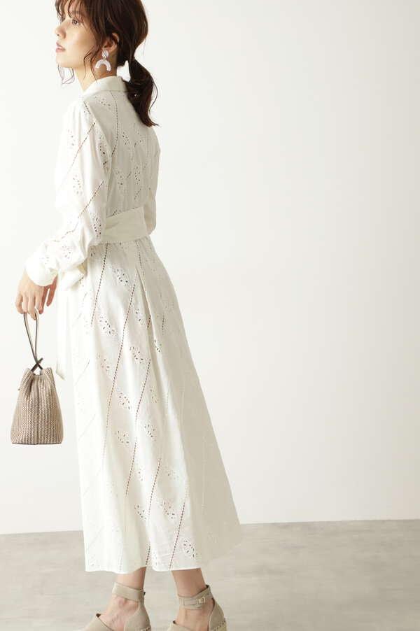 【美人百花4月号掲載】ステフワンピース