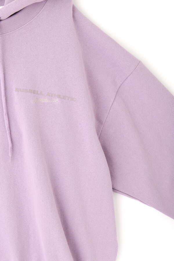 【WEB限定カラー:ピンク】《RUSSELL ATHLETIC×JILLSTUARTコラボ》フーディー