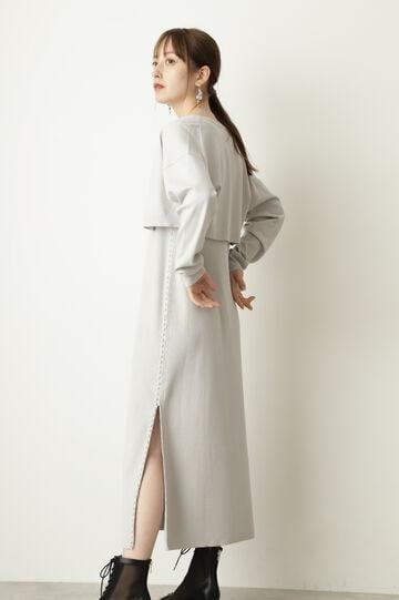 ジェニーボレロ×ニットワンピース