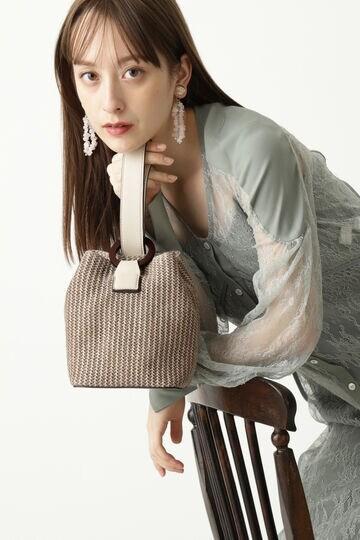 【美人百花4月号掲載】ベルタバッグ