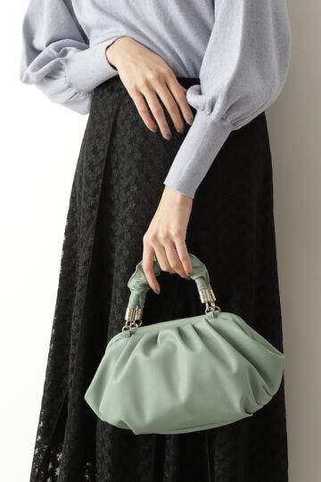 【WEB限定カラー:ライトグリーン・美人百花4月号掲載】トリアバッグ