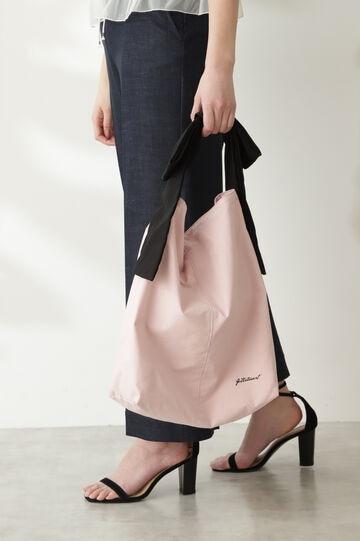 【先行予約 5月上旬-中旬入荷予定】【WEB限定カラー:ピンク】ミロリボンバッグ