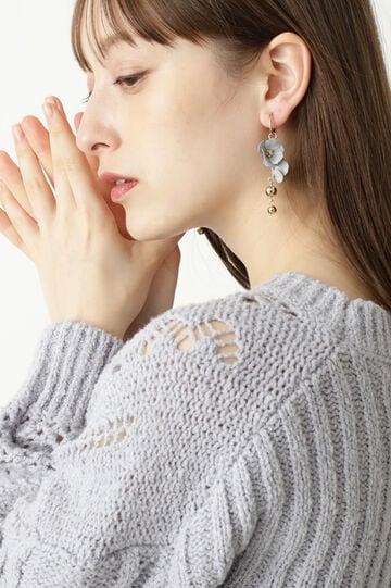 【美人百花4月号掲載】カティアイヤリング