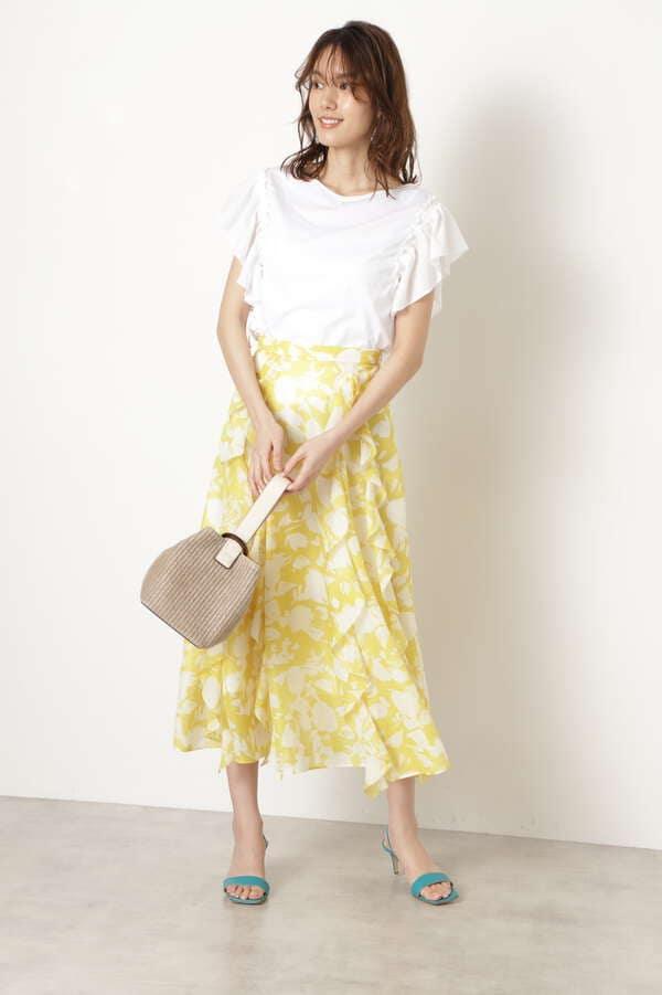 【WEB限定 サイズ:4 展開】フィオナスカート