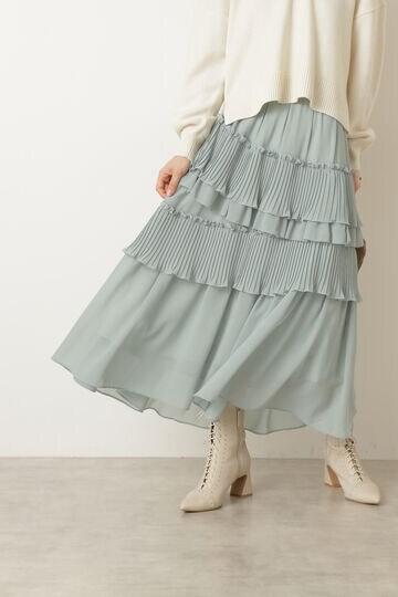 【先行予約 10月上旬-中旬入荷予定】キャンディススカート