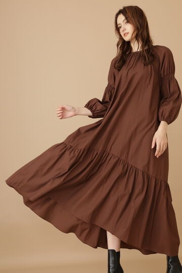 《Exclusive Line》ボリュームドレス