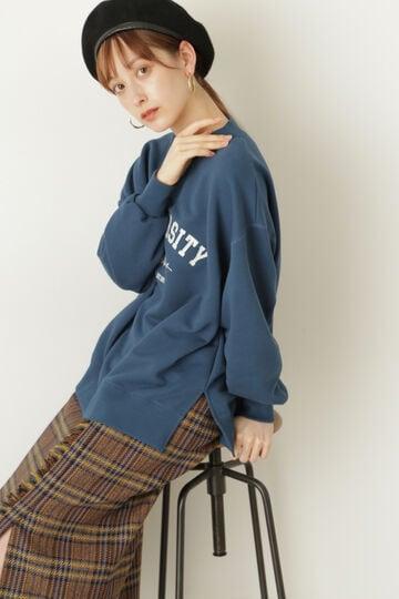 【先行予約 10月中旬-下旬入荷予定】カティアスウェットシャツ