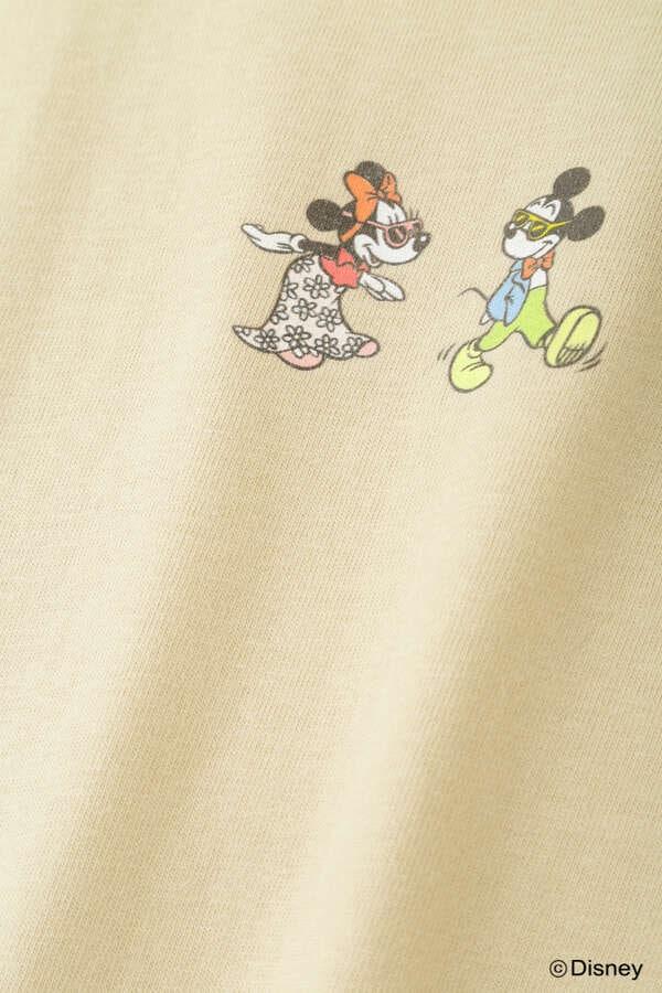 【ルミネ・WEB限定】DISNEY MICKEY&MINNIE / Tee