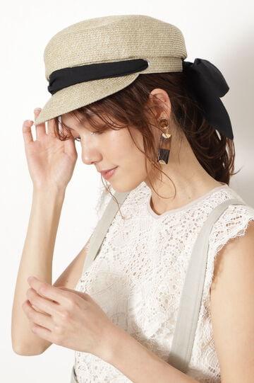 【美人百花6月号掲載】ライトキャスケット