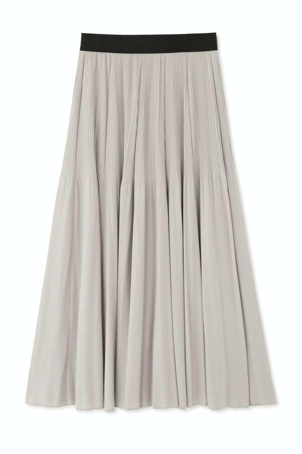 【WEB限定ピンク展開】ライトジャージースカート