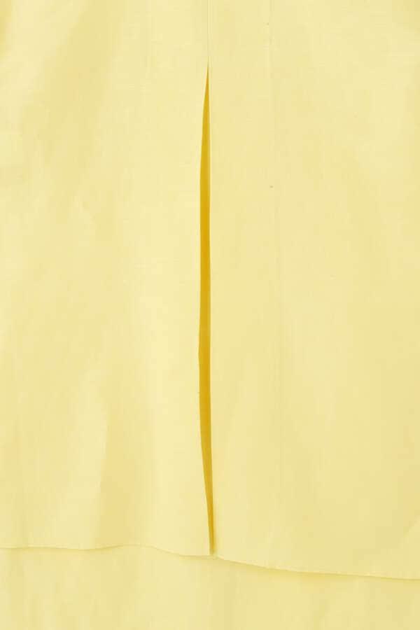 レーヨン麻ブラウス