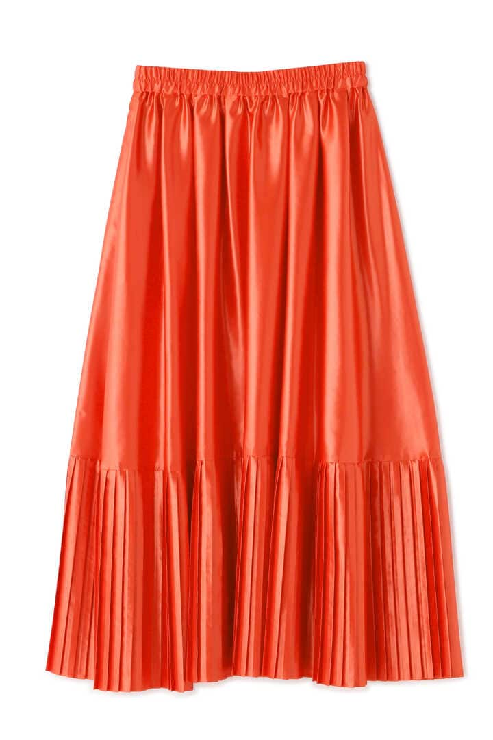 クリアサテンスカート